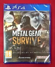 Metal Gear Survive - PLAYSTATION 4 - PS4 - NUEVO