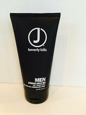 J Beverly Hills Men Strong Hold Gel - 5oz