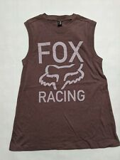 Fox Racing New Established Tank Top Women's Small Purple