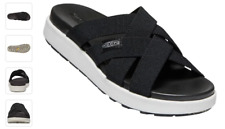 Keen Elle Black Slide Active Sandal Women's US Whole sizes 5-11 NEW
