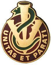 0228 Combat Support Hospital Unit Crest (Unitas Et Parati)
