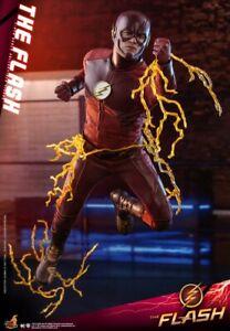Hot Toys 1/6 The Flash Barry Allen Action Figure TMS009 DC TV Series Model Set