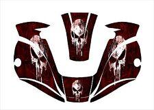 Miller Digital Elite 257213 Titanium Welding Helmet Wrap Decal Sticker Welder 1