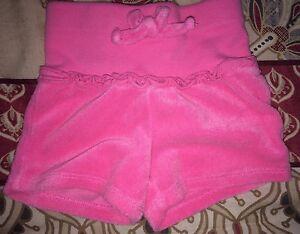 Girls Age 3-6 Months Gap Soft Jersey Shorts