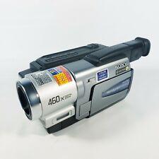 Sony Handycam Hi8 CCD-TRV58 As Is Broken Parts Only Can't Get Tape Door Open