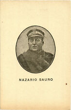 WW1 WWI Propaganda - Nazario Sauro - Regia Marina - PV864