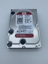 "Western Digital WD Red 3TB HDD Hard Drive - NAS Hard Drive 3.5"" - WD30EFRX"