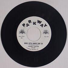 CHUBBY CHECKER: Whole Lotta Shakin' Goin' On USA PARKWAY Rock R&B 45