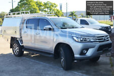 BRAND NEW ALUMINIUM UTE TRAY & CANOPY PACKAGE - DUAL CAB TOYOTA HILUX