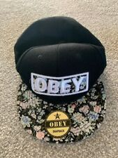 obey snapback With Sticker