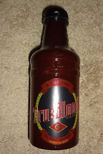 TRU BLOOD 14 oz Glass Bottle PROP Replica UNOPENED O Positive Tru Orange Soda