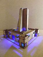 Spire LED warhammer 40k/wargame/infinity building/terrain/scenary