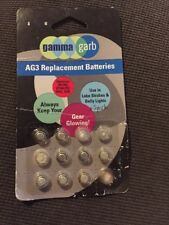 Gamma Garb Ag3 Replacement Batteries Pack Of 12 New I. Wrapper
