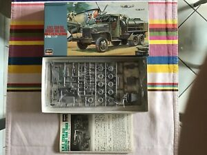HASEGAWA 1/72 - GMC CCKW-353 Gasoline Tank truck - maquette plastique neuve