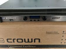 Crown ITECH I-TECH IT12000 12000HD 12000 HD World Touring Power Amp Amplifier