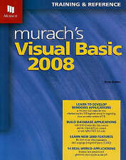 MURACH'S VISUAL BASIC 2008 (Murach: Training & Reference), Boehm, Anne, New Book