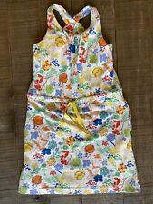 Patagonia Girls Floral Sleeveless Dress Kids Size XS 5 / 6