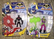 "BATMAN UNLIMITED BATMAN BEYOND & JOKER DC COMICS 3.75"" ACTION FIGURE"