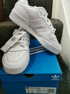 Adidas Rivalry Low - Size UK 5 -Brand New