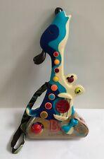 B. Woofer Hound Dog Guitar 8 Musical Buttons 3 Play Modes NEW