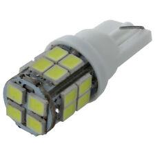 20x T10 W5W 501 194 168 auto bianco 20 SMD LED luce Interiore laterale cune U5G1