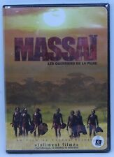 Maissaï : Les guerriers de la pluie - DVD - Français & English