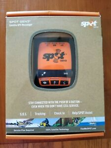 SPOT Gen3 Satellite GPS Messenger and Emergency Locator - Free Shipping in USA