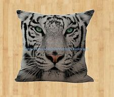 3D tiger cushion cover throw pillow case for sofa patio cushions covers