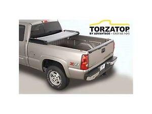 "Advantage Torzatop 71023 Tri-Fold Tonneau Cover 07-14 Silverado Sierra 6'6"" Bed"
