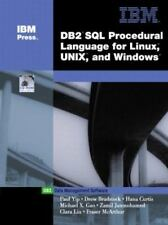 Db2(R) Sql Procedure Language for Linux, Unix and Windows (Ibm Db2 Certification
