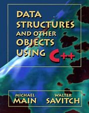 Data Structures & Other Objects Using C++