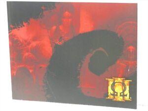 GOD OF WAR III 3 Art Works Illustration PS3 Book Ltd Bookle