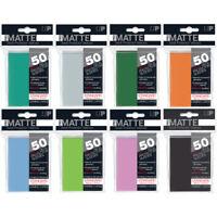 Ultra Pro Card Sleeves - Standard Pro-Matte Deck Protectors - MTG/Pokemon (50)