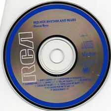 Diana Ross - Red Hot Rhythm And Blues - Rare RCA 1987 CD Made in Japan
