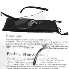 Lupenbrille Vergrößerungsbrille Zauberbrille Kopflupe 160% Vergrößerung Brille