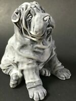 Shar Pei figurine dog Gifts Souvenirs from Russia