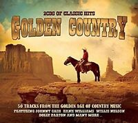 Golden Country: 50 Tracks From The Golden Age Of Country Music [CD]