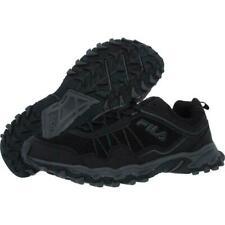 Fila Mens Memory Uncharted 2 Black Trail Running Shoes Wide 4EEEE