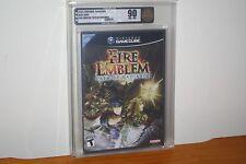 Fire Emblem Path of Radiance (Gamecube) NEW SEALED MINT GOLD VGA 90! RARE!