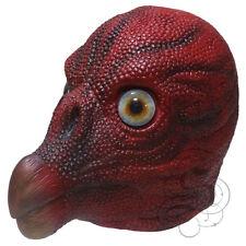 látex Horror Cabeza de Animal Buitre Pájaro Halloween Disfraz Fiesta mascota