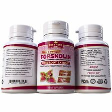Forskolin per perdita di peso pillole dimagranti con attivi bruciagrassi bruciare grasso pancia facile