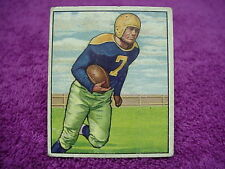 Waly Schlinkman 1950 Bowman Football Card #119