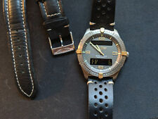 Breitling F56062 Aerospace Titanium Vintage Watch Chronograph Sapphire