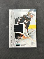 2019-20 SP GAME USED JOHN GIBSON ALL-STAR SKILLS FABRICS JERSEY #AS-GI