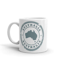 Australia High Quality 10oz Coffee Tea Mug #4243