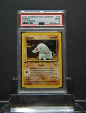 Pokemon Neo Genesis Phanpy #43 1st Edition PSA 9 Graded