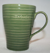 Starbucks Coffee 2009 Design House Stockholm 1 Coffee Tea Mug Cup 12 fl oz