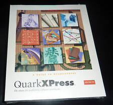 *~QuarkXPress*~4 Manuals*~ONLY for MAC ( OS Quark XPress )*~ SEALED*~BRAND NEW!3