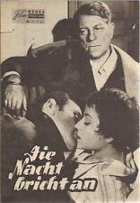 NFP Nr.    687 Die Nacht bricht an ( Jean Gabin )