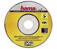 "49640 HAMA disque de nettoyage laser mini dvd 3"""